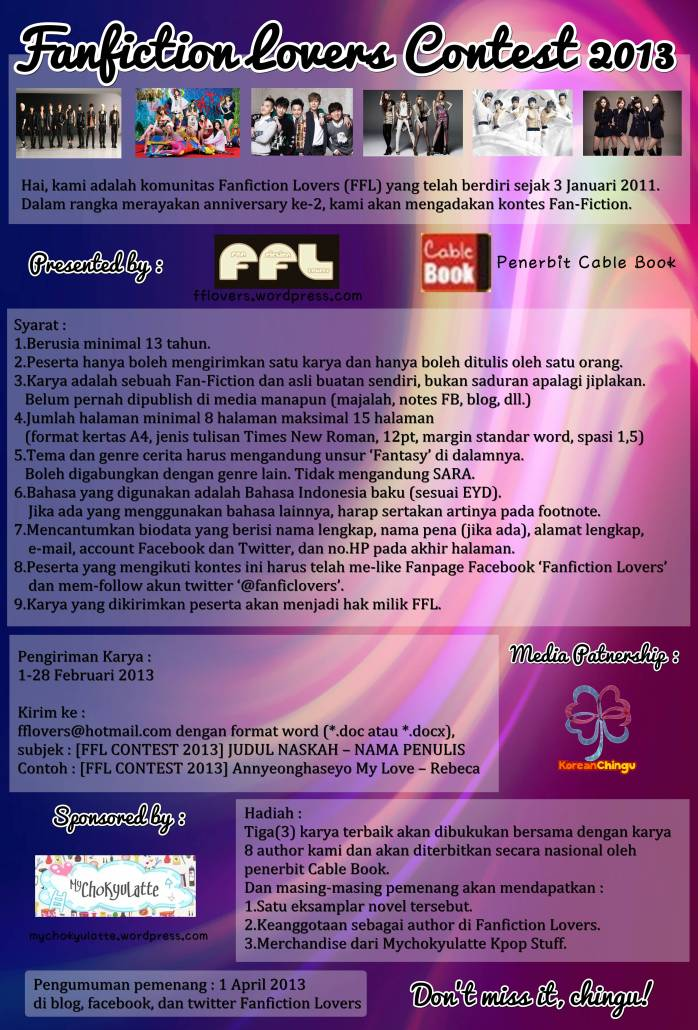 fanfiction-lovers-contest-2013