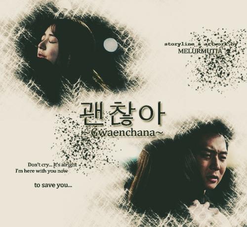 Yoochun Yoon Eun Hye Gwaenchana_melurmutia